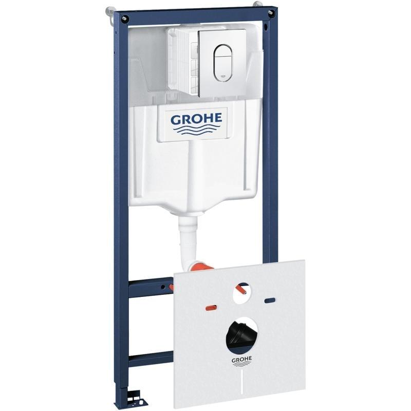GROHE Rapid SL 4 in 1 - stelaż podtynkowy do montażu WC ściennego 38929000