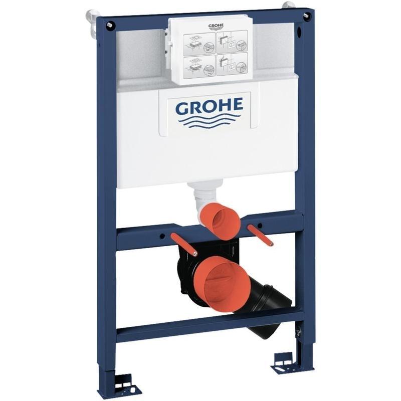 GROHE Rapid SL 2 in 1 - stelaż podtynkowy do montażu WC ściennego 38948000