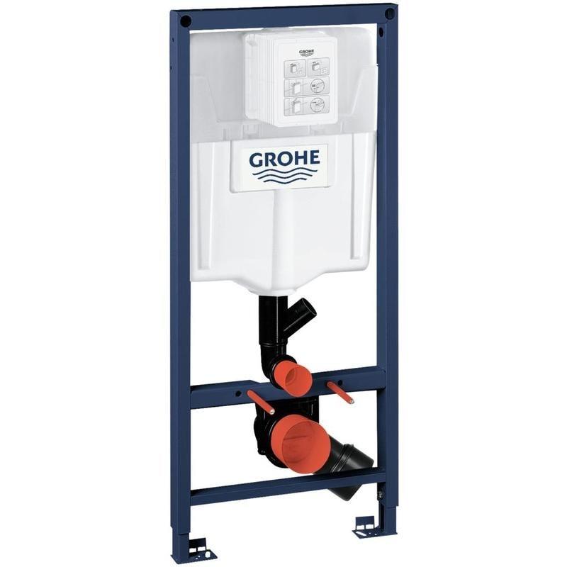 GROHE Rapid SL - stelaż podtynkowy do montażu WC ściennego 39002000