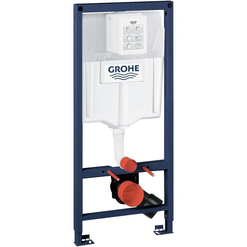GROHE Rapid SL 4 in 1  - stelaż podtynkowy do montażu WC ściennego 39058000