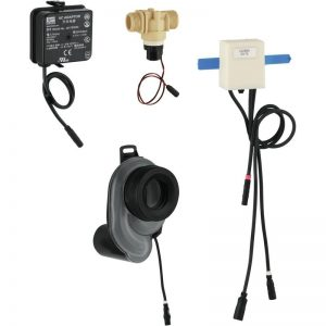GROHE - syfon z czujnikiem temperatury do spłukiwania pisuaru sterowany 39368000