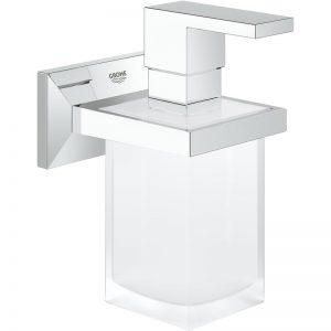 GROHE Allure Brilliant - dozownik do mydła w płynie z uchwytem ściennym 40494000