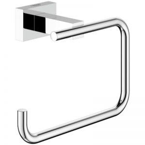 Zdjęcie Uchwyt na papier Grohe Essentials Cube 40507001 . ///