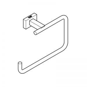 Zdjęcie Wieszak na ręcznik Grohe Essentials Cube 40510001 .