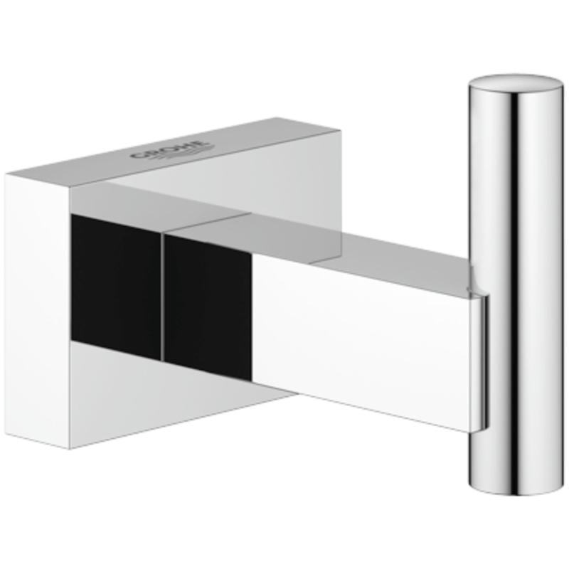 Zdjęcie Haczyk na płaszcz kąpielowy Grohe Essentials Cube 40511001
