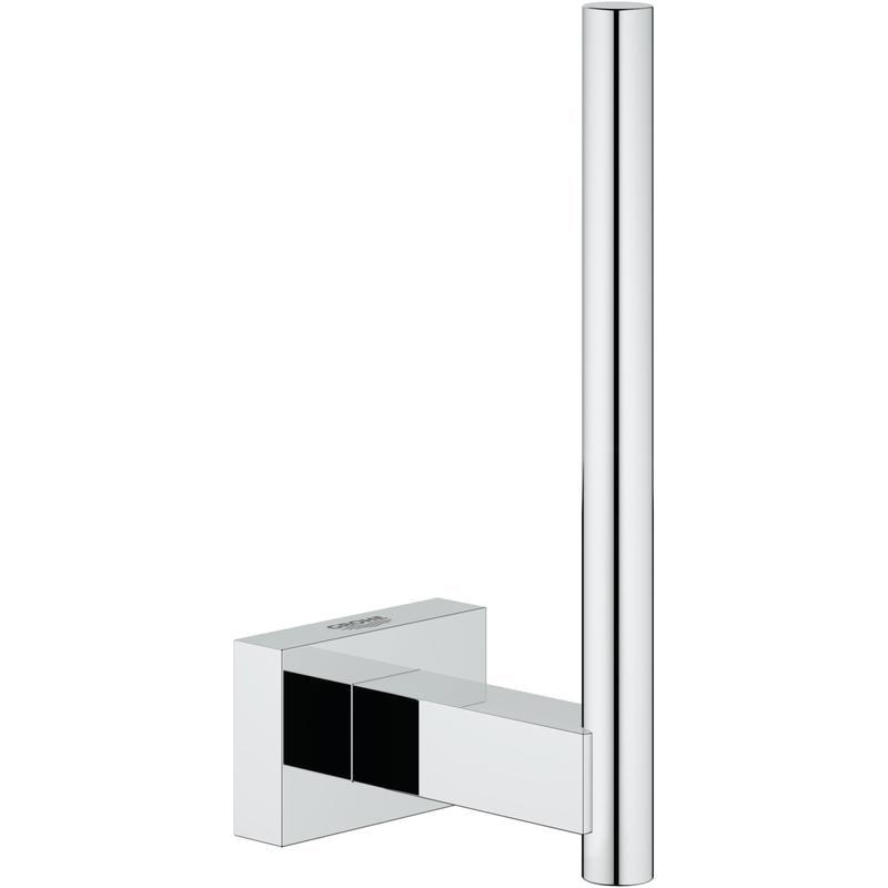 Uchwyt na zapasowy papier toaletowy Grohe Essentials Cube 40623001