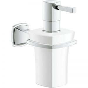 GROHE Grandera - dozownik do mydła w płynie z uchwytem 40627000