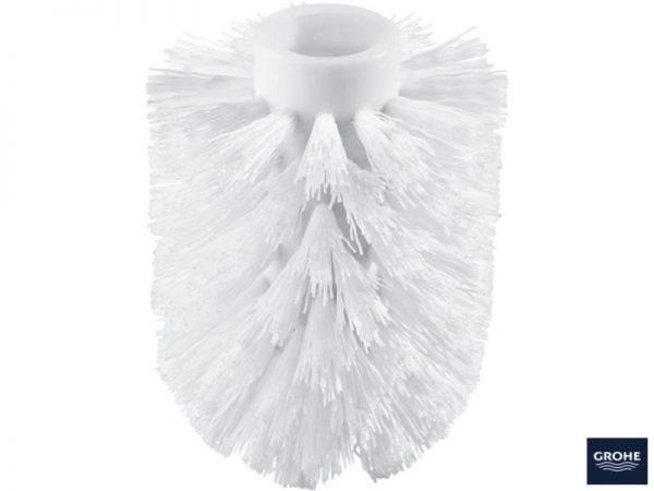 Zdjęcie GROHE Essentials – zapasowa końcówka do szczotki toaletowej 40791001