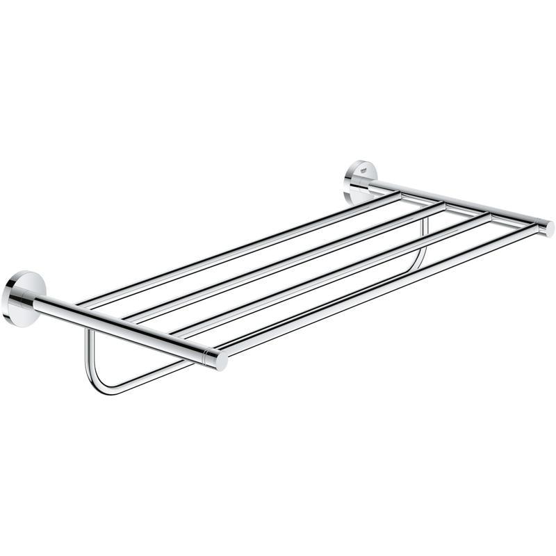 GROHE Essentials - półka z wieszakiem na ręczniki 40800001