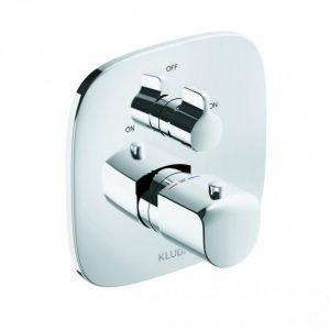 Podtynkowa bateria wannowo-natryskowa Kludi Ameo z termostatem  Chrom 418300575