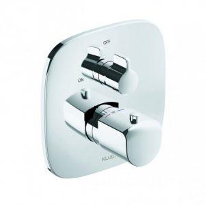Podtynkowa bateria natryskowa Kludi Ameo z termostatem  Chrom 418350575