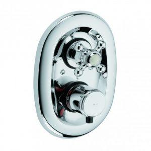 Podtynkowa bateria z termostatem Kludi Adlon Chrom 517200520