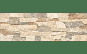 Płytka elewacyjna Cerrad Kamień Aragon Savanna 450x150x9mm 18853