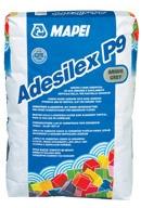 Elastyczny klej do płytek Mapei Adesilex P9, Szary
