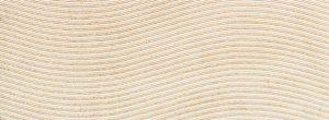 Dekor ścienny Tubądzin Balance ivory wave STR 32,8x89,8cm DS-01-199-0328-0898-1-032
