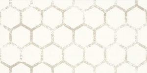Dekoracja ścienna Paradyż Grace Bianco Inserto B 29,5X59,5cm
