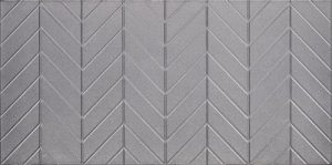 Dekoracja ścienna Paradyż Motivo Silver Inserto Szklane 29,5X59,5cm
