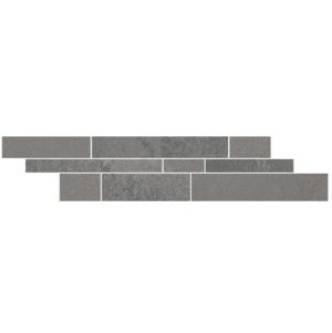 Listwa podłogowa Paradyż Naturstone Grafit Mix Paski 14,3X71 cm L---143X710-1-NATE.GTPAMX