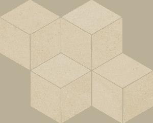 Mozaika Paradyż Rockstone Beige Cieta Mix 20,4X23,8cm Mat