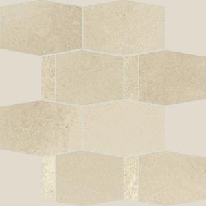 Mozaika ścienna Cięta Paradyż Naturstone Beige Hexagon Mix 28,6X23,3 cm M-C-286X233-1-NATE.BE-HMX