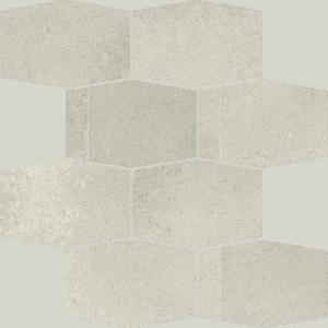 Mozaika ścienna Cięta Paradyż Naturstone Grys Hexagon Mix 28,6X23,3 cm M-C-286X233-1-NATE.GR-HMX