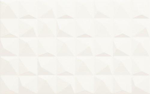 Płytka ścienna Paradyż Melby Bianco Struktura 25x40cm parMelBiaStr25x40