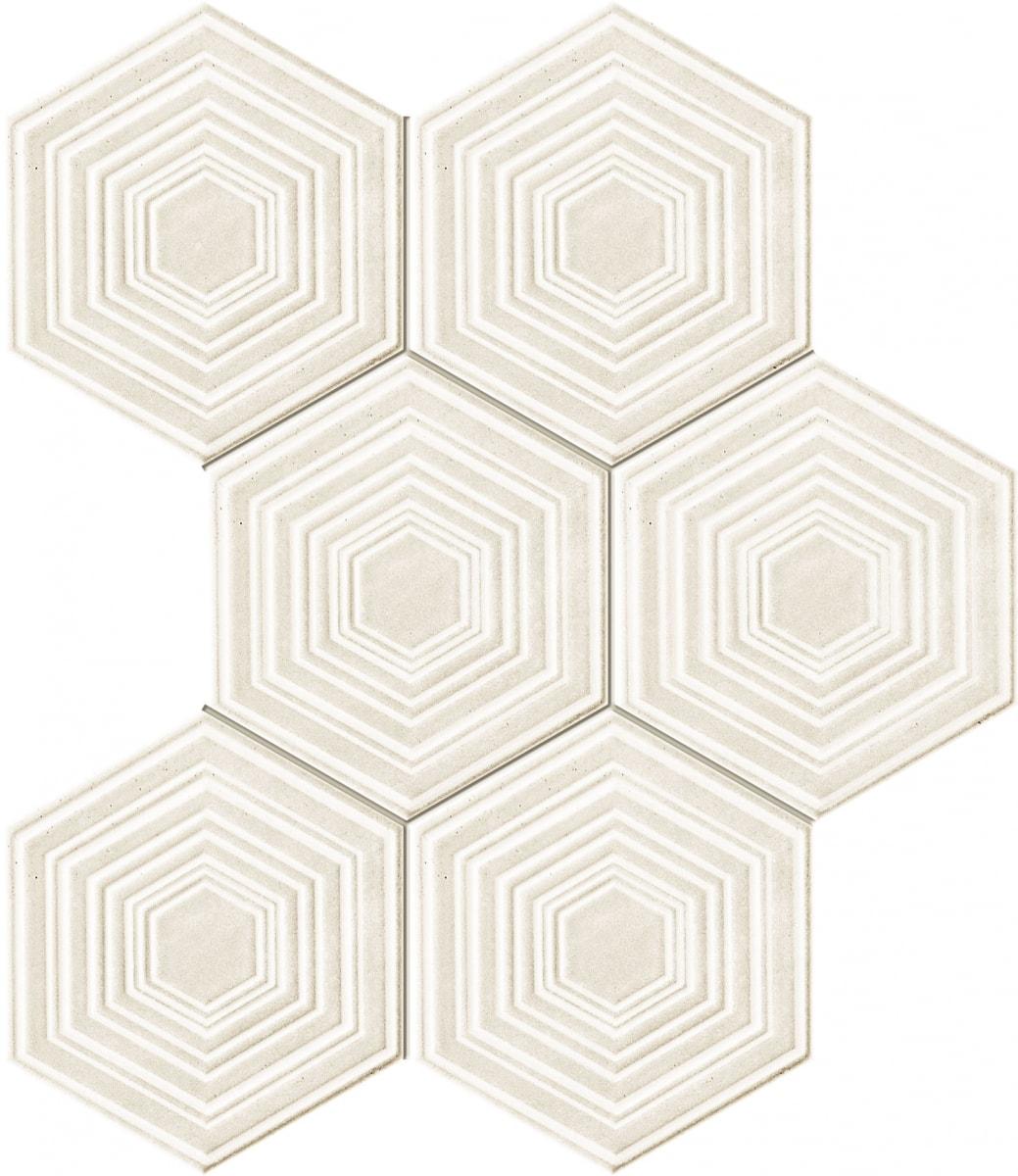 Mozaika ścienna Tubądzin Solei grey 28,9×22,1 MS-01-169-0289-0221-1-023 (p)