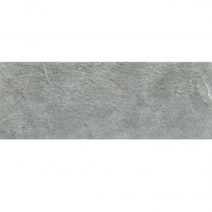 Płytka ścienna Tubądzin Organic Matt Grey 1 STR 32,8x89,8cm PS-01-205-0328-0898-1-019