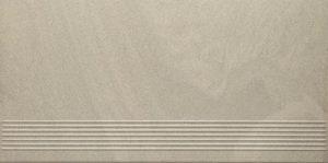 Stopnica Prosta Paradyż Rockstone Grys Mat. 29,8X59,8cm
