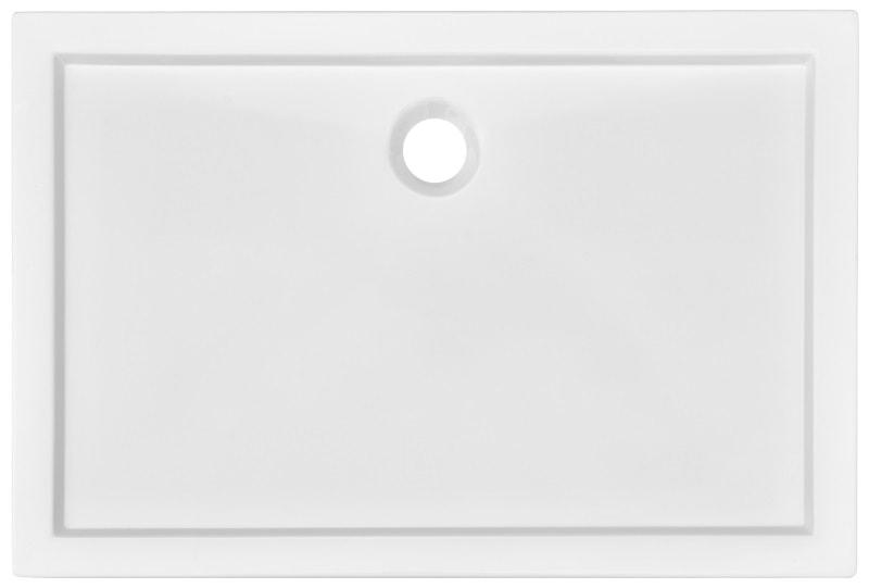 Brodzik prostokątny Atrium Piave 120x100cm QA3-100