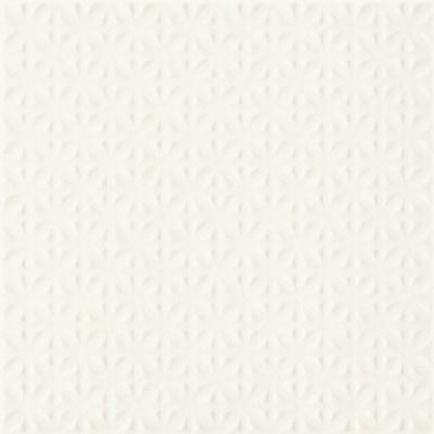 Płytka podłogowa Paradyż Gammo Biały Gres szkl. Struktura 19,8X19,8cm RS--198X198-1-GAMO.BI
