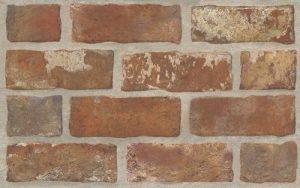 Płytka ścienna Paradyż Loft Brown Struktura Brick 25X40cm