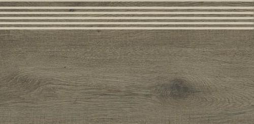 Stopnica Paradyż Tammi Brown Mat 29,4X59,9 cm RN--294X599-1-TAMM.BRSP-M