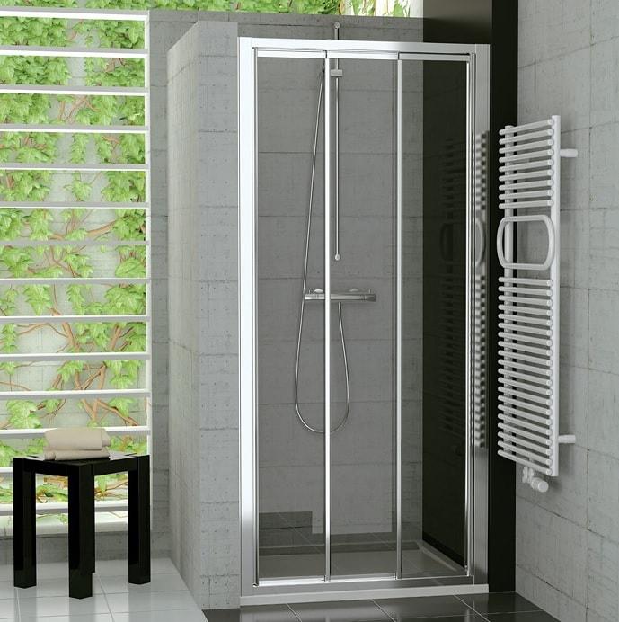 Drzwi do wnęki Sanswiss Ronal TOP-LINE TOPS3 90cm TOPS309000122
