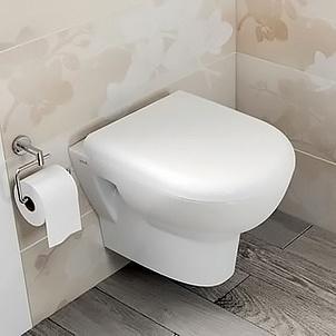 Zdjęcie Miska WC wisząca Vitra Zentrum 5785B003-0075