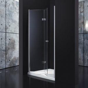Drzwi wnękowe uchylno-składane Atrium Paradiso 80cm VP2080