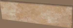Cokół Paradyż Ilario Beige 8,1X30cm Mat