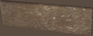 Cokół Paradyż Ilario Brown 8,1X30cm Mat