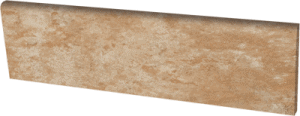 Cokół Paradyż Ilario Ochra 8,1X30cm Mat