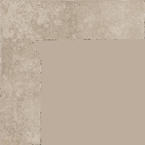 Cokół 2 El.-Lewy Paradyż Viano Beige 8,1X30cm Mat