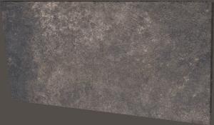 Podstopnica Paradyż Viano Antracite 14,8X30cm Mat