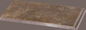 Płytka parapetowa Paradyż Ilario Brown 20X10cm Mat