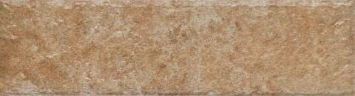 Płytka elewacyjana Paradyż Ilario Ochra 24,5X6,6cm Mat