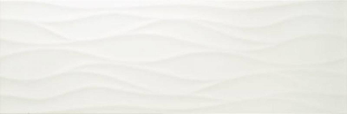 Płytka ścienna strukturalna AB Blanco Brillo Dekor Nami 28x85cm abblanco2