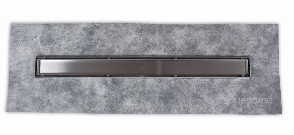 Zdjęcie Odpływ liniowy Aquadomo 2-funkcyjny ze stali kwasoodpornej 80cm
