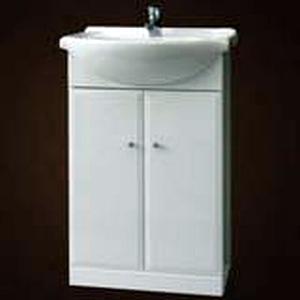 Szafka pod umywalkę Defra Armando 38,2cm biała 001-D-04001