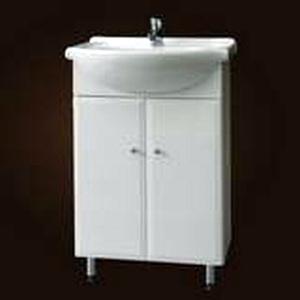 Szafka pod umywalkę z szufladą Defra Armando 61,5cm biała 001-D-06502
