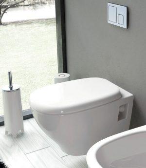 Miska WC wisząca Artceram Ten TEV003 ^