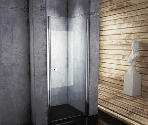 Drzwi wnękowe otwierane na zwenątrz i do wewnątrz Atrium Ancona 80cm QP1080