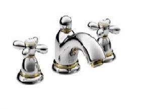 Bateria umywalkowa 3-otworowa Axor Carlton 17133000